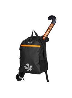 Reece Derby Backpack Black/Orange