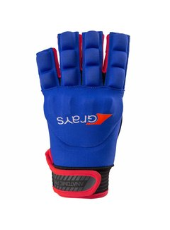 Grays Anatomic Pro Lefthand Navy / Neon Red
