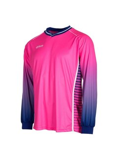 Reece Luke Keeper Shirt Neon Pink/Deep Blue