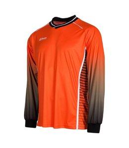 Reece Luke Torwart Shirt Shocking Orange/Schwarz