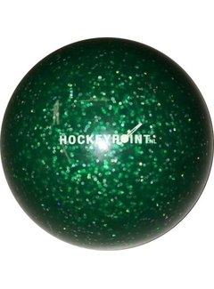 Hockeypoint Hockeybal Glitter Groen