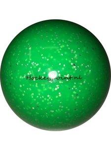 Hockeypoint Hockeyball Glitter Fluo Green