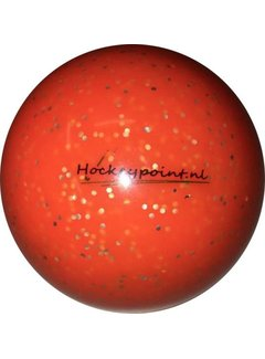 Hockeypoint Hockeyball Glitzer Orange