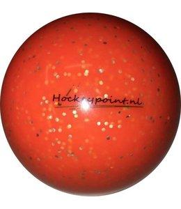 Hockeyball Glitzer Orange