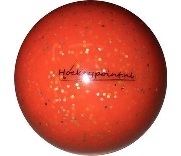 Hockeypoint Hockeyball  Glitter Orange