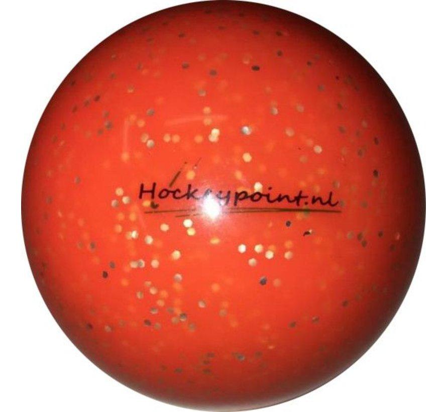 Hockeybal Glitter Oranje