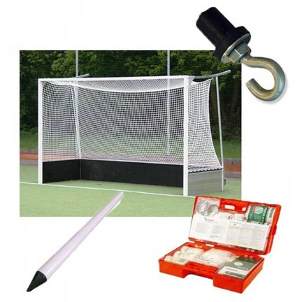 Hockey field equipment