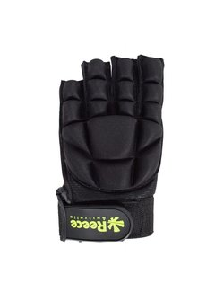 Reece Comfort Half Finger Glove Black