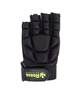 Reece Comfort Half Finger Glove Schwarz