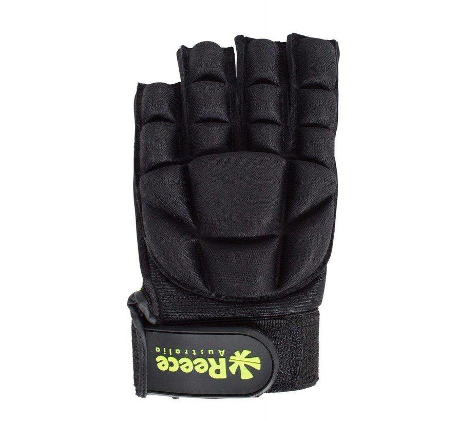 Comfort Half Finger Glove Schwarz