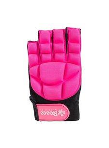 Reece Comfort Half Finger Glove Pink
