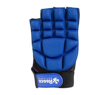 Reece Comfort Half Finger Glove Royal