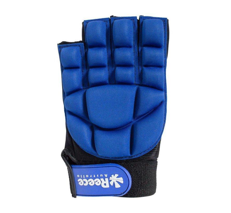 Comfort Half Finger Glove Royal