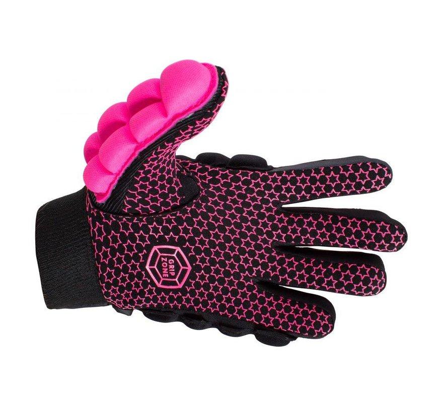 Comfort Full Finger Glove Roze