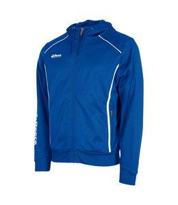Reece Core TTS Hooded Sweat Full Zip Unisex Royal