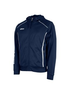 Reece Core TTS Hooded Sweat Full Zip Unisex Navy