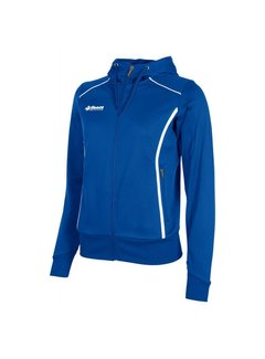 Reece Core TTS Hooded Sweat Full Zip Ladies Royal