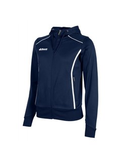 Reece Core TTS Hooded Full Zip Ladies Navy