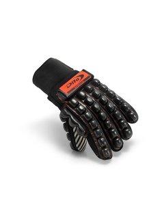 Dita Glove Super Plus Fluo Rot/Schwarz