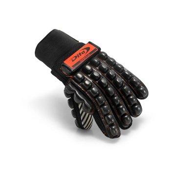 Dita Glove Super Plus Fluo Red/Black
