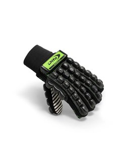 Dita Glove Super Plus Fluo Groen/Zwart