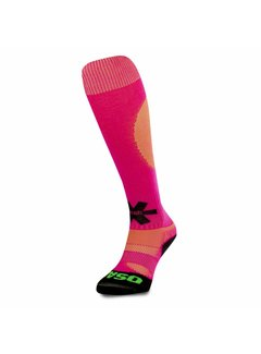 Osaka Hockey socks Pink/Yellow Melange