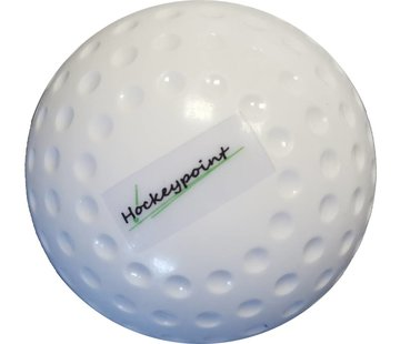 Hockeypoint Dimple hockeyball white (match quality)