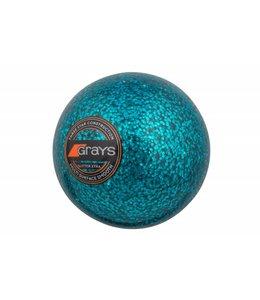 Grays Ball Glitter Xtra Teal Hellblau