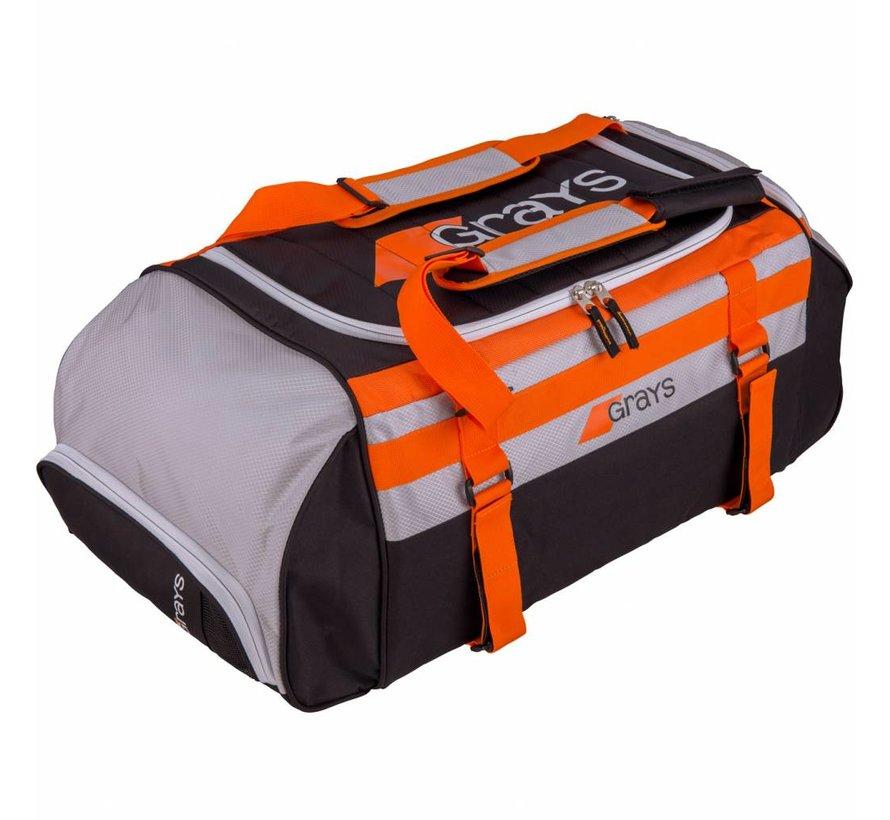 GR800 Sporttas Fusion Black/Silver/Orange