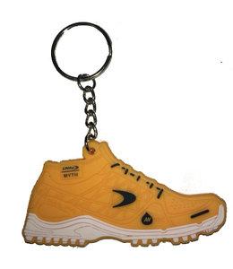 Dita Keyring Schoen Geel