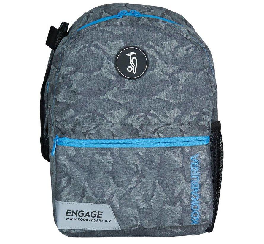 Engage Rucksack Camo/Blue