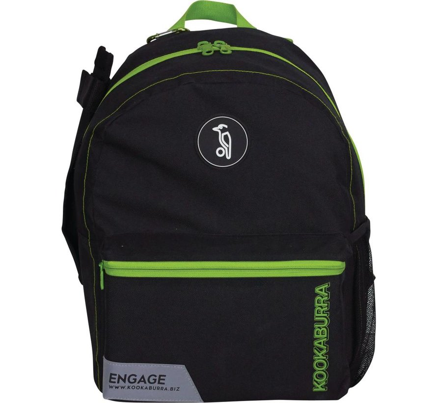 Engage Rucksack Black