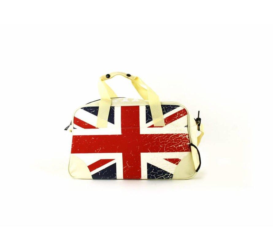 Shoulderbag De Luxe Flags UK