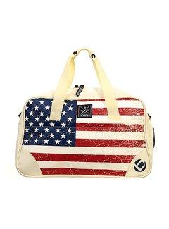 Brabo Schultertasche De Luxe Flags USA