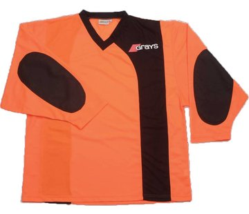 Grays G500 Torwart Trikot Orange/Schwarz