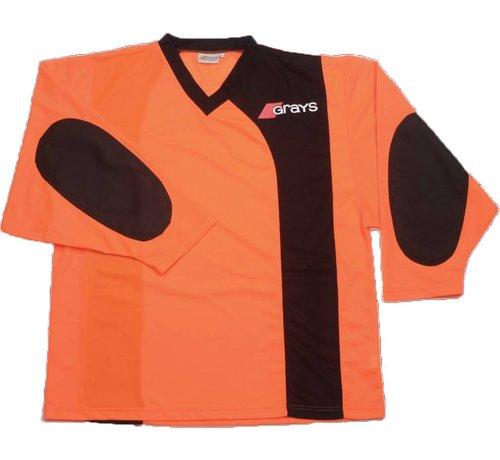 Grays G500 Keepershirt Oranje/Zwart