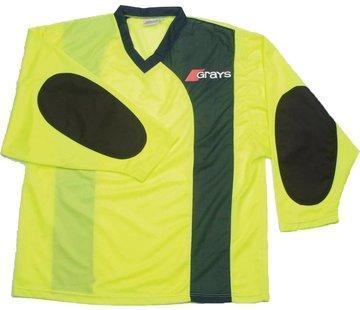 Grays G500 Goalie Shirt Yellow/Navy