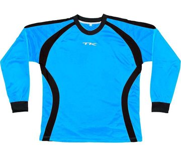 TK Slimfit Keepershirt Blauw
