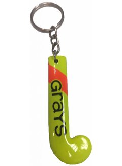 Grays Key Ring Stick Yellow
