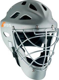 Grays G600 Helmet Silver