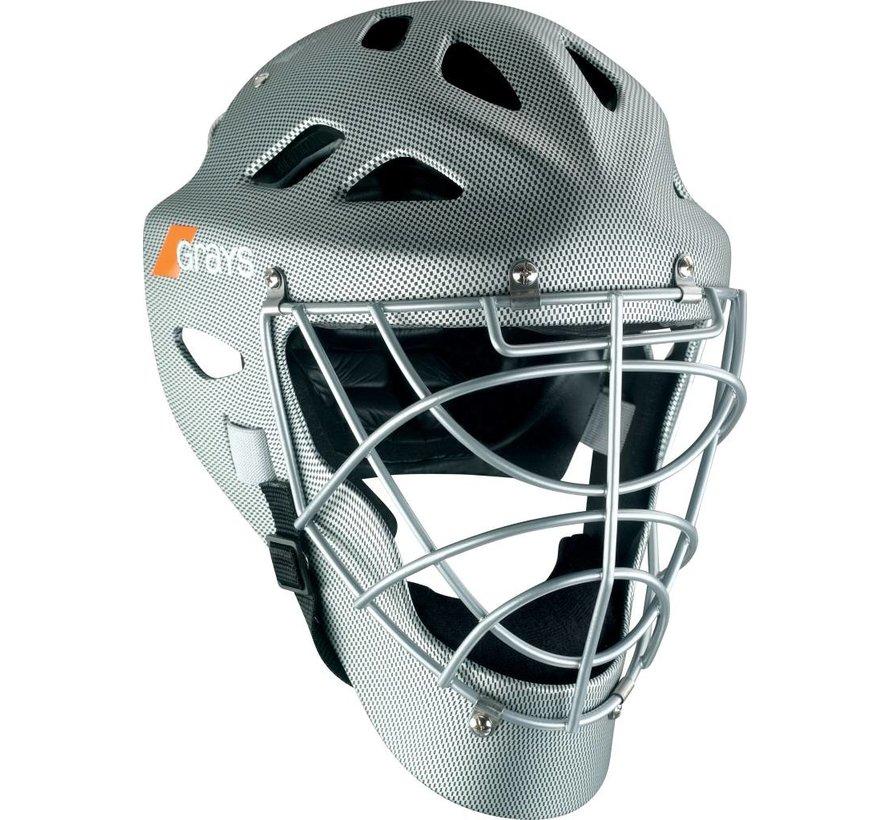 G600 Helm Silber