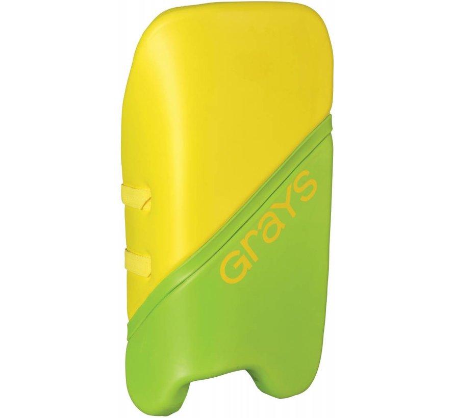 G100 Goalie Set Junior Lime/Fluo Geel