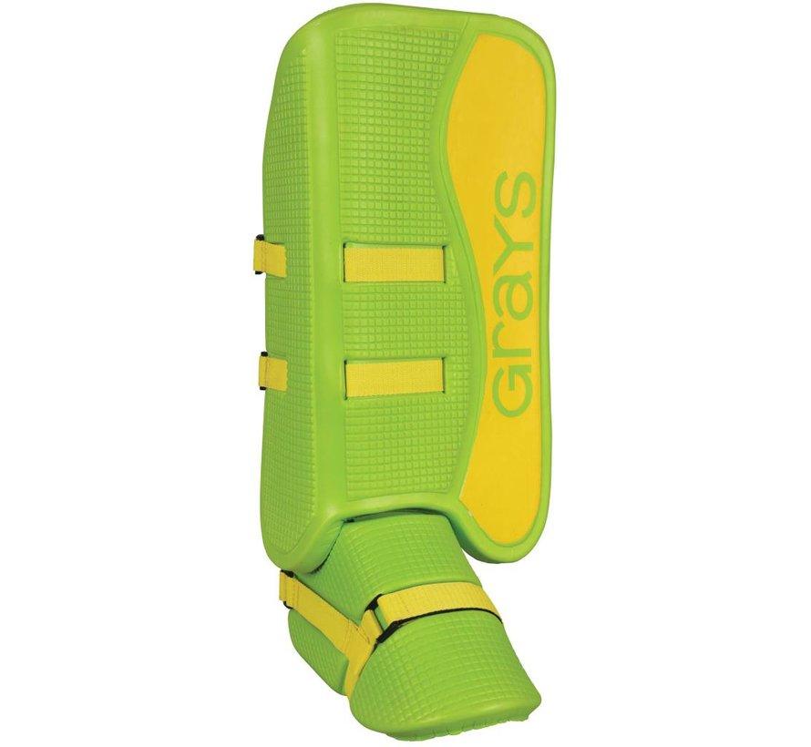 G90 Goalie Set Junior Lime/Fluo Gelb