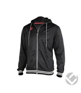 Brabo Tech Hooded Zwart