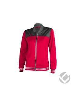 Brabo Womens Tech Jacket Red