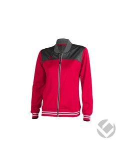 Brabo Womens Tech Jacket Rood