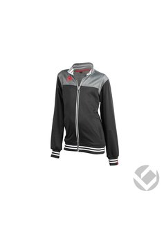 Brabo Kids Tech Jacket Schwarz