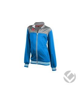 Brabo Kids Tech Jacket Royal Blauw