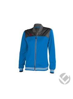 Brabo Womens Tech Jacket Royal Blauw