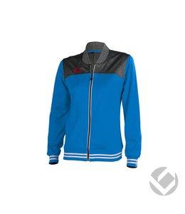 Brabo Womens Tech Jacket Royal Blue